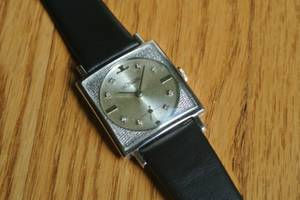 Vintage Jaeger Lecoultre Galaxy Dial 14k White Gold