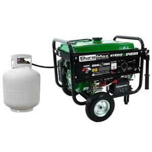 DuroMax - Propane or Gas Generator (Royse City)