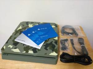 PS4 500gb Limited Edition WWII Console $170 (Beavercreek)
