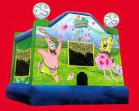 Indianapolis Indiana Sponge Bob Bounce House For Rent for Rent