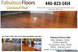 Cleveland Hardwood Floor Installation