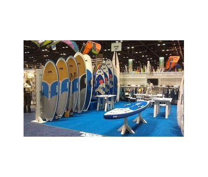 $1,295 OBO Mistral Boards SUP and Windsurf