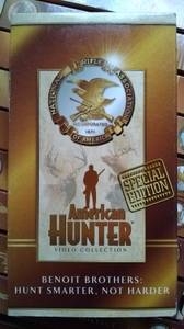 NRA American Hunter VHS Video Collection Lot of 36 (Norwich Area)