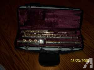 Flute-Piccolo combo - $650 (Pequot Lakes)