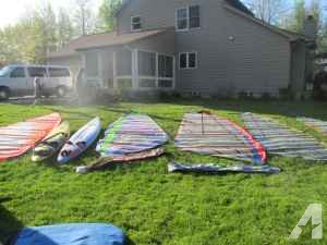 Wind Surf Boards and Sails - $100 (North Ridgeville)