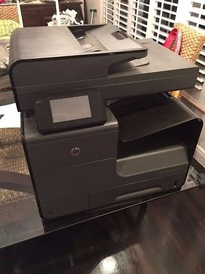 HP Officejet Pro X576dw MFP Color Inkjet Printer |Black Ink