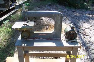 Delta Rockwell Homecraft Scroll Saw 16