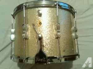 ludwig vintage 1964 snare drum (beautiful) - $100 (pensacola)
