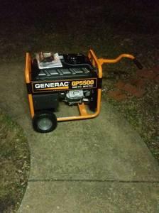 BRAND NEW Generac 5500 Generator... (madisonville)