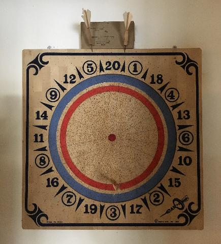 Darto Dart Board
