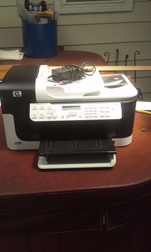 hp officejet 6500 all in one printer