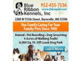Blue Ribbon Kennels Inc.