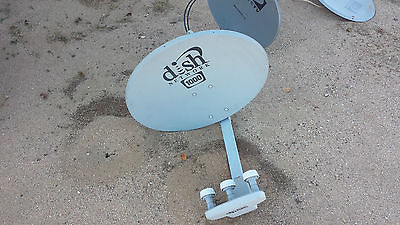 Dish Network 1000 , Dish , Picks up , 110,119,129 Complete