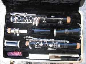 Bundy Clarinet - $100 (Inola,OK)