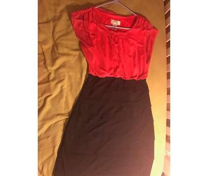 Pink & Black Dress (Forever 21)