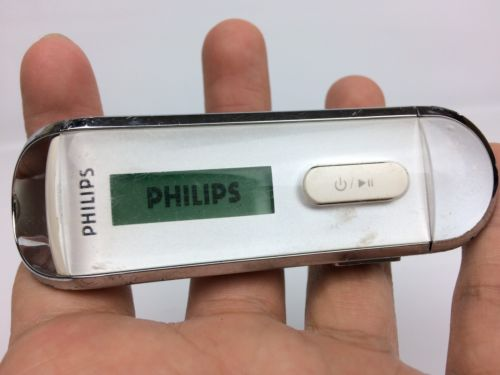 Philips GoGear MP3 Player White 2GB SA2323/37