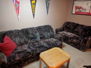 Couch sofa Set (3 seater & 2 seater) (Northeast Philly)