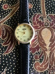 Must de CARTIER ladies quartz watch (malibu)