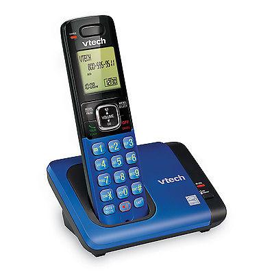 Cordless Phone Vtech DECT 6 Handset Caller ID Waiting System