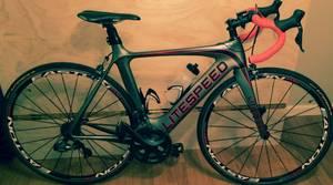 Litespeed women's road bike (Cold Springs)