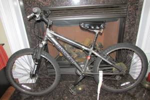 Bicycle, The North Face Bandicoot,Mountain Bike, 24