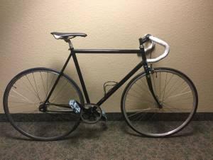 57cm Pake Single Speed Bike (Rum Runner) (Dallas)