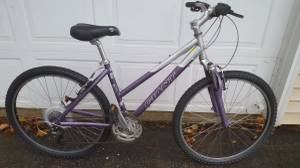 Reconditioned Woman's Giant Boulder Mountain Bike (Stevensville)