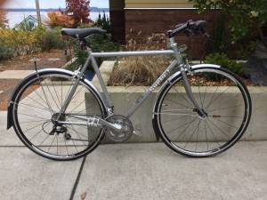 Surly Pacer - custom built (Olympia)