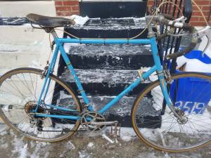 Vintage Fuji Japanese Road Bike - Extra Large Frame (Fairmount)