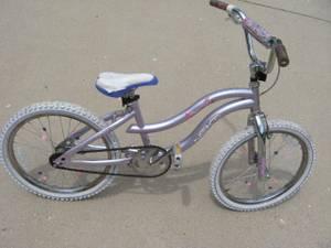 girls next slumber party bike (new berlin)