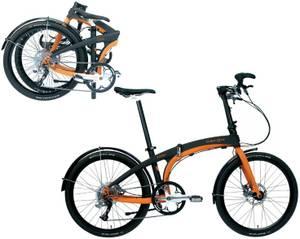 Dahon IOS S9 Folding Bike new inbox (Wallingford, Seattle)