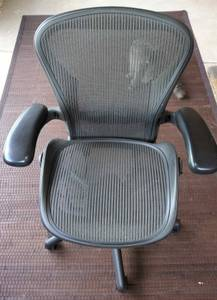 Herman Miller Aeron Office Chair - many upgrades - Great Condition (Denver -