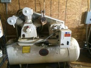15 HP Industrial Air Compressor (Brighton)