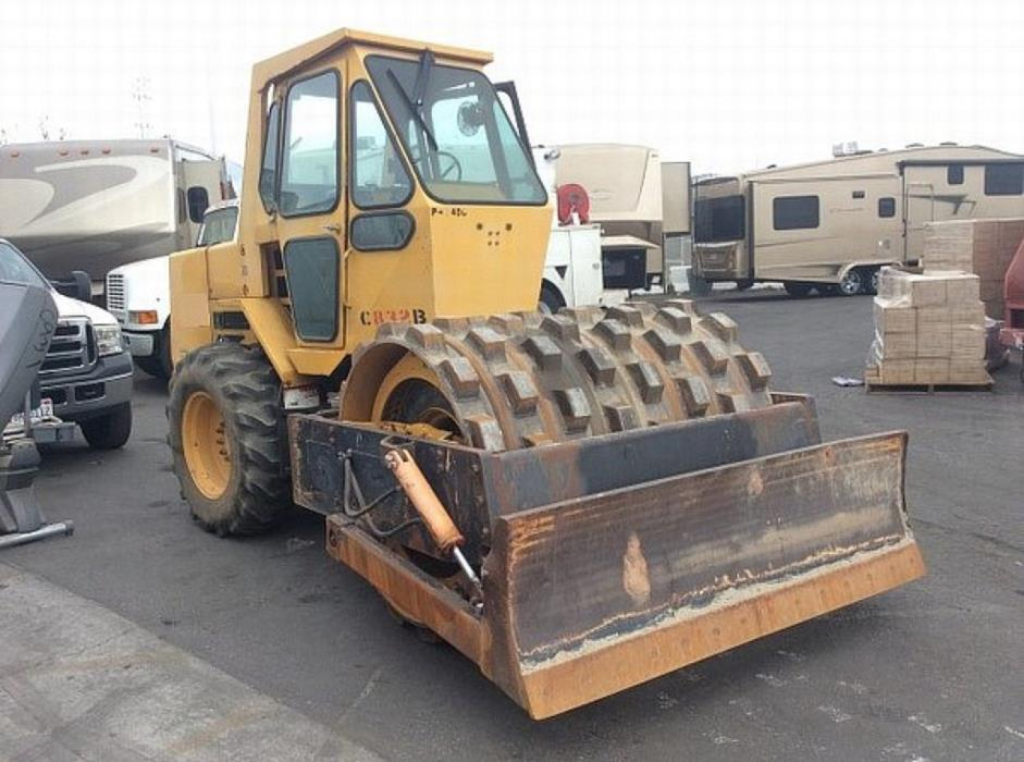 Hyster C832B Compactor