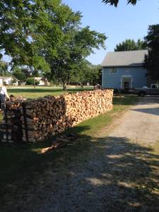hardwood firewood (east indy)