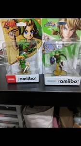 Nintendo Amiibo - Link Majora's Mask+ Super Smash Bros (Silver Spring, MD)