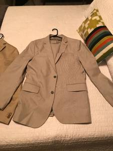 Men's Banana Republic & Express Suits (Midtown)