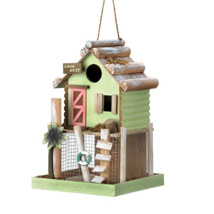 Love Nest Birdhouse