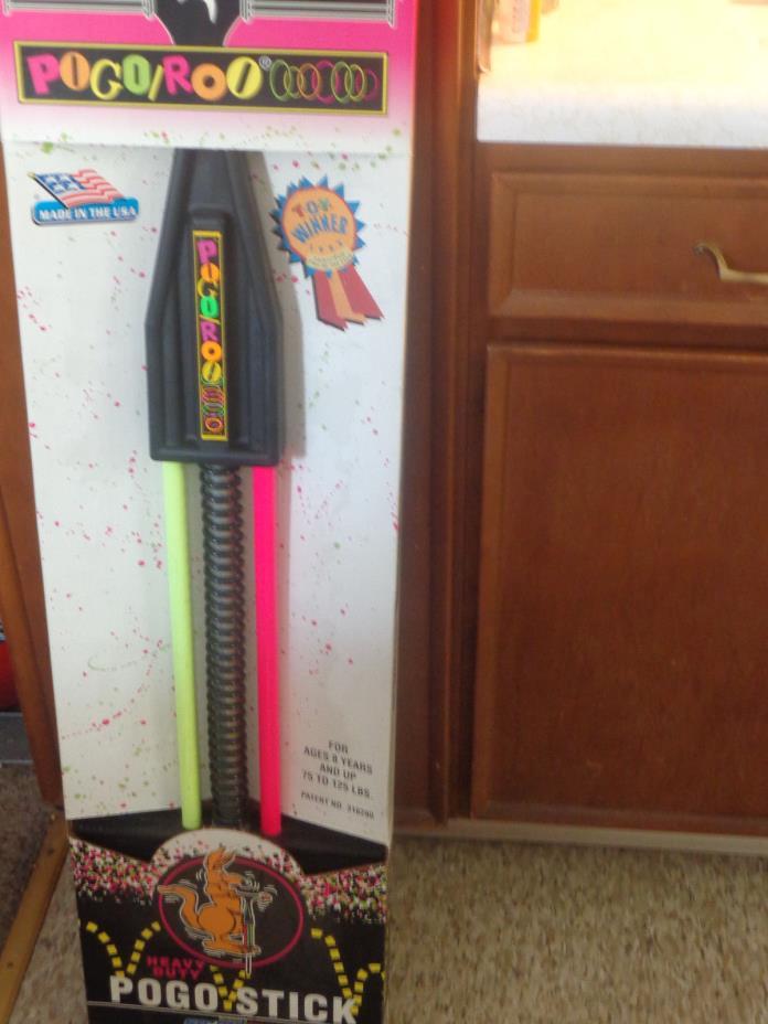 1992 Vintage Pogo/Roo pogo stick / 40