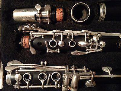 Artley 8S Wood Clarinet