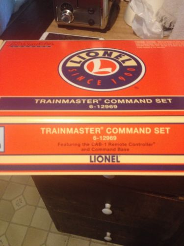 Lionel Train master Command Set Brand New