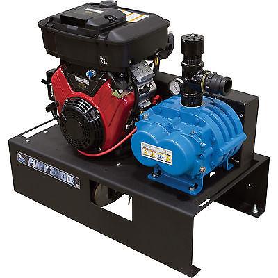 Steel Eagle  ASE-3103 Elec StartPressure Washer Vacuum Unit 9HP Honda Engine