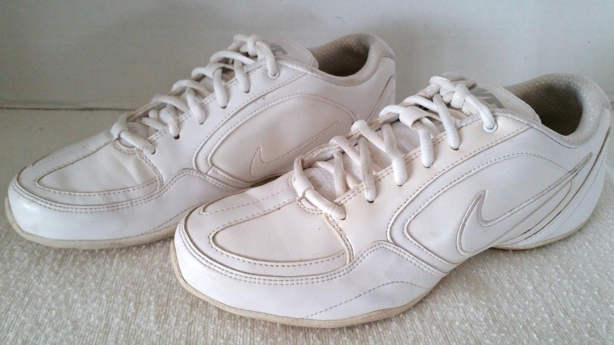 2011 Nike Musique VII Cheer Cheer leading Shoes, US 9.5, #407874-106
