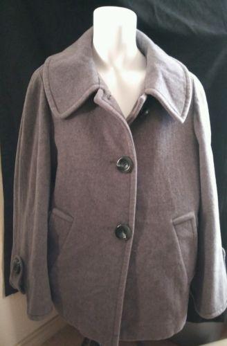 VERY NICE!!! Jessica Simpson Girls Winter Coat Gray SIZE SMALL