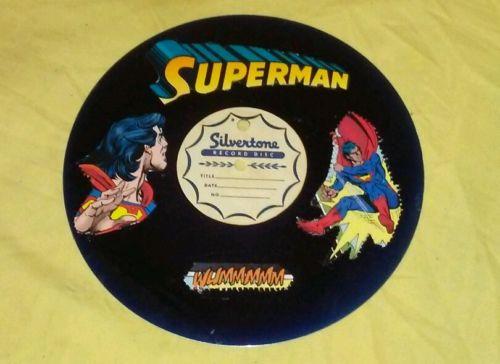 Creative Wall Decoration - Superman Cartoon Action Hero