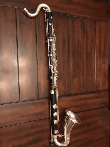 Buffet Crampon Prestige 1183 Low Eb Bass Clarinet