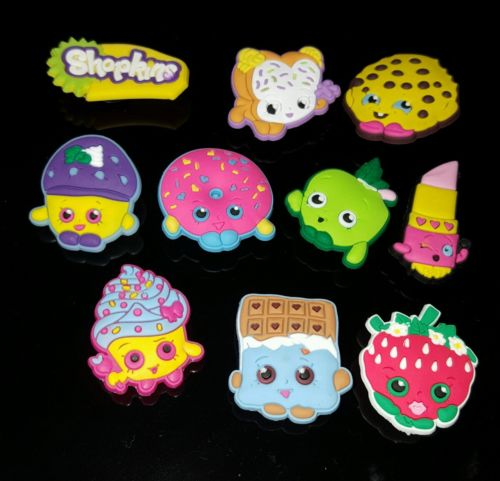 Shopkins CROC CLOG CHARMS