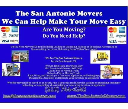 The San Antonio Movers