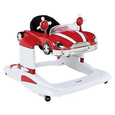 Baby Red Classic Car Mobile Entertainer All-In-One by Combi