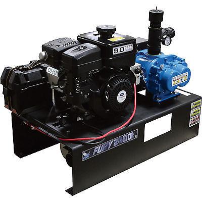Steel Eagle ASE-3101 Elec Start PressureWasher Vacuum Unit 9HP Subaru Engine